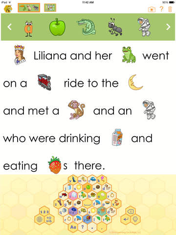 Reader Bee's First Story Maker-1