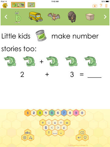 Reader Bee's First Story Maker-3