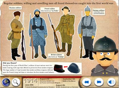 World War One - WW1 For Kids-2