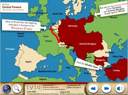 World War One - WW1 For Kids-3