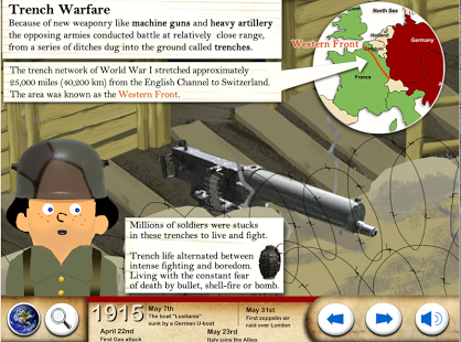 World War One - WW1 For Kids-14
