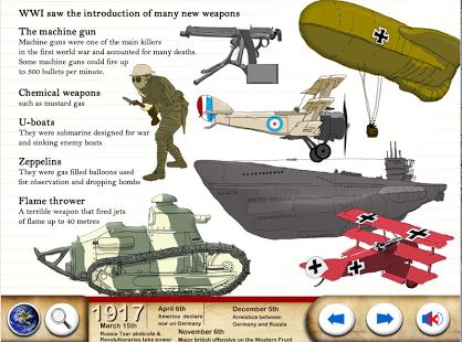 World War One - WW1 For Kids-16