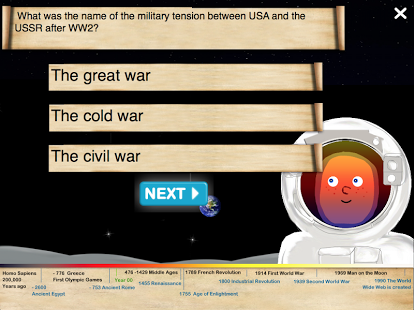History Quiz for Kids-22