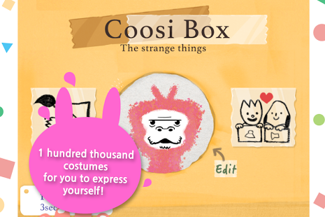 Coosi Box : Creative Drawing