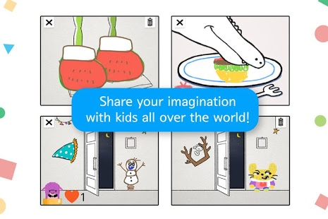 Coosi Box : Creative Drawing App - 5