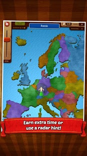GeoFlight Europe: Geography-8