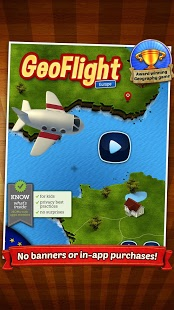 GeoFlight Europe: Geography-10