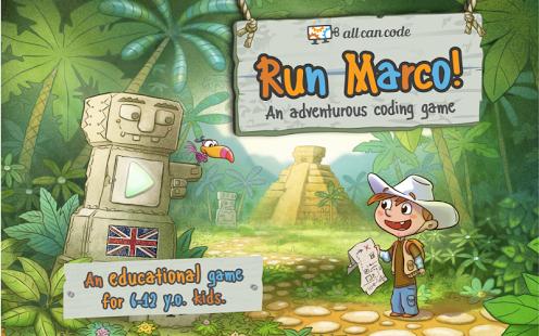 Run Marco! App - 6