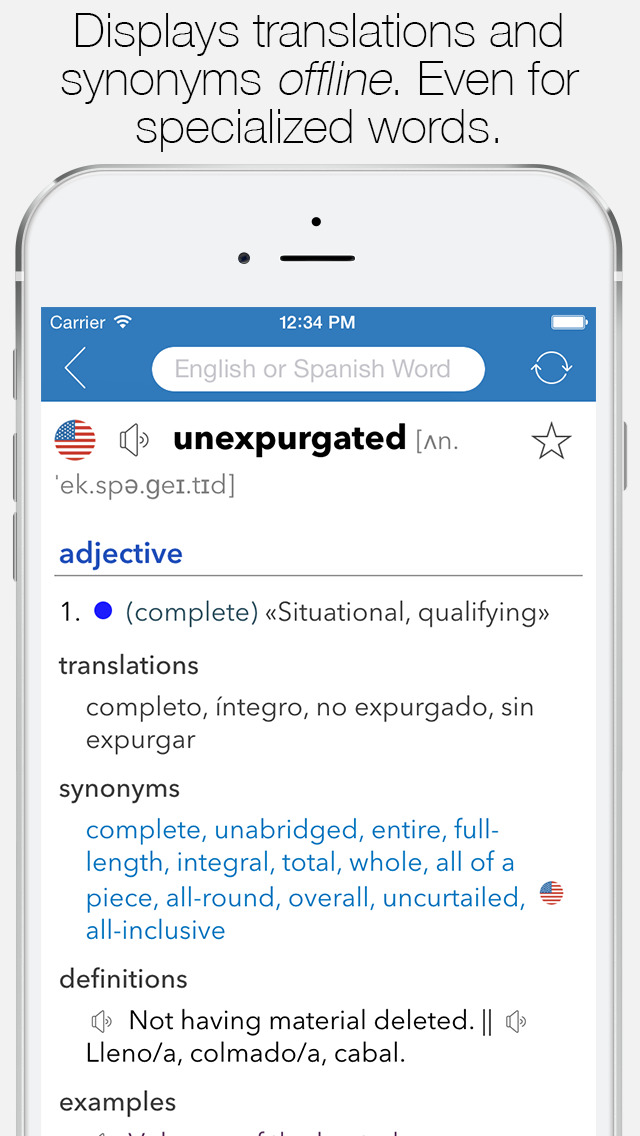 English-Spanish Unabridged Dictionary-1