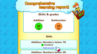 Wonder Bunny Math Race: 1st Grade Kids Advanced Learning App for Numbers, Addition and Subtraction-5