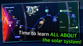 All About the Solar System App - 5