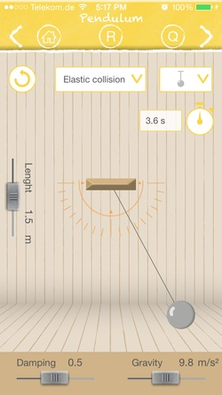 PhysicsOne Gravity App - 3