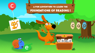 The Joy of Reading App - 1