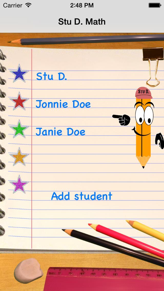 Stu D. Math App - 1