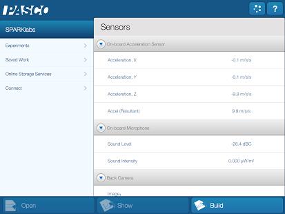 SPARKvue App - 1