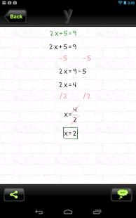 yHomework - Math Solver App - 2
