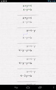 yHomework - Math Solver-4