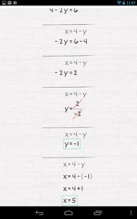 yHomework - Math Solver App - 5