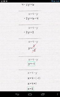 yHomework - Math Solver-5