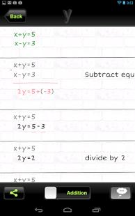 yHomework - Math Solver App - 16