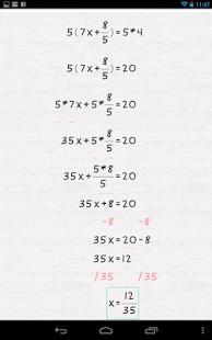 yHomework - Math Solver App - 21