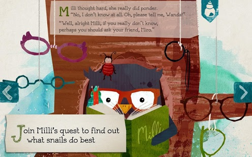 Milli the small snail-12