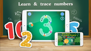 Cool math games for kids & toddlers: tracing numbers, addition, subtraction, free worksheets for preschool & kindergarten-2