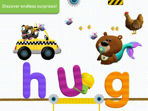 Tiggly Tales: Word Building & Storytelling Kids Game App - 4