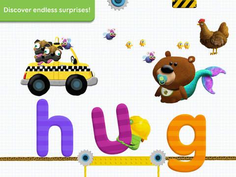 Tiggly Tales: Word Building & Storytelling Kids Game-4
