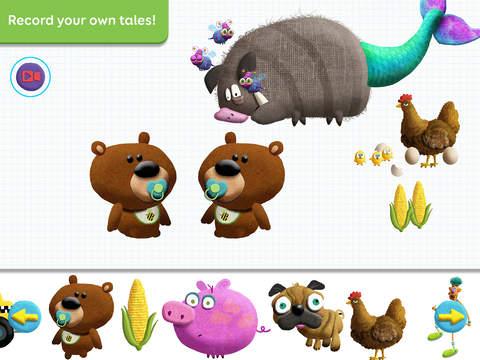 Tiggly Tales: Word Building & Storytelling Kids Game-5