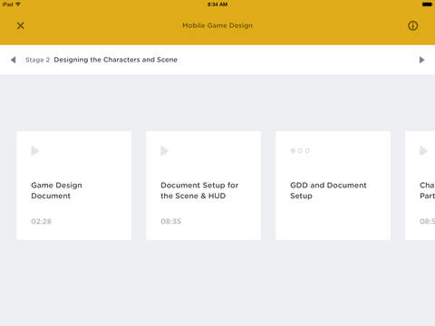 Treehouse: Learn Programming and Design App - 1