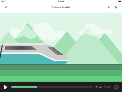 Treehouse: Learn Programming and Design App - 2