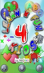 LEARN & FUN 4 KIDS