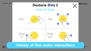 Dexteria Dots 2 - Fine Motor Skills and Math Concepts