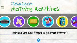 iTouchiLearn Life Skills: Morning Routines for Preschool Kids Free-4