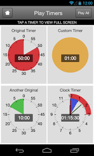 TIME TIMER for ANDROID-2