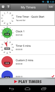 TIME TIMER for ANDROID-3