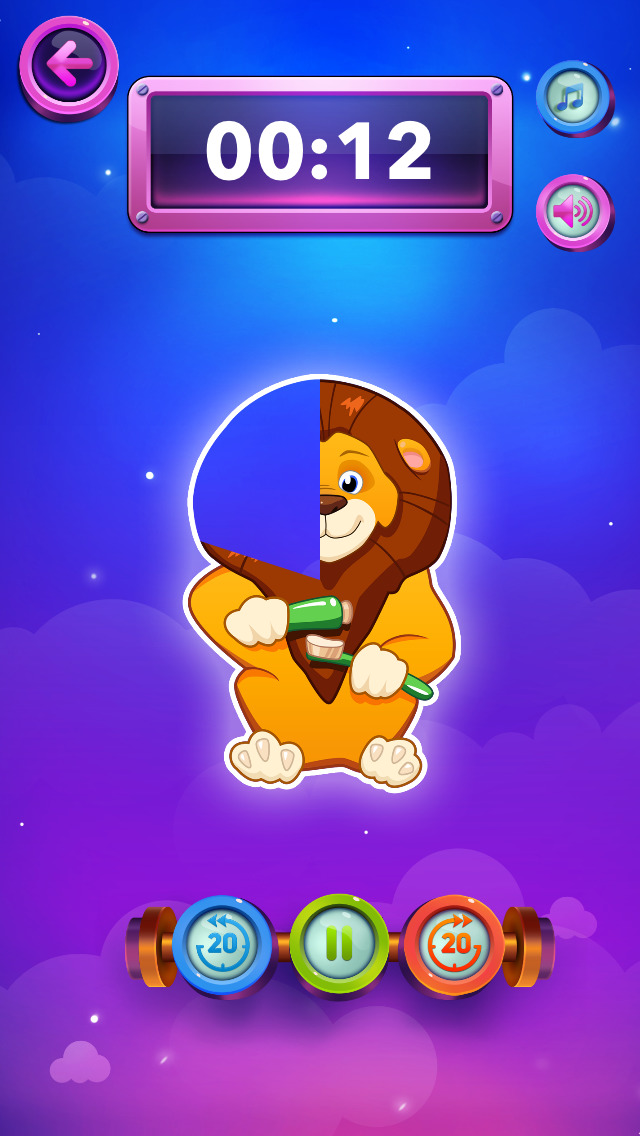 Timer for kids - visual task countdown App - 2
