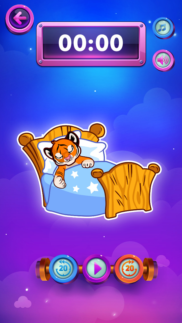 Timer for kids - visual task countdown App - 5