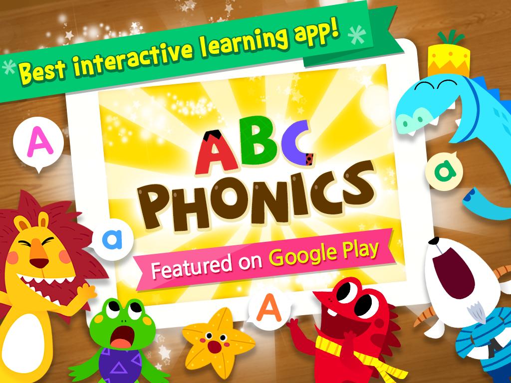 ABC Phonics App - 1