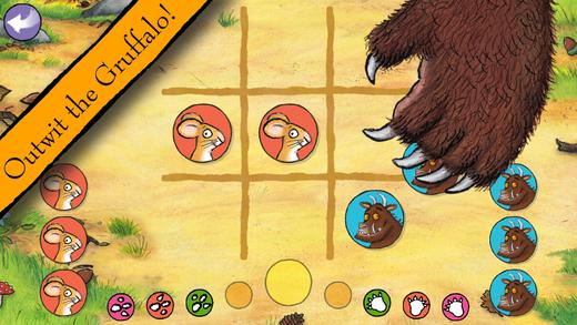 Gruffalo: Games App - 1