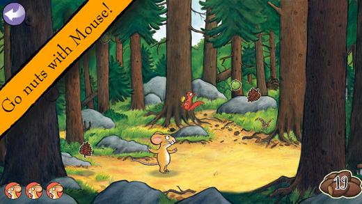 Gruffalo: Games App - 2