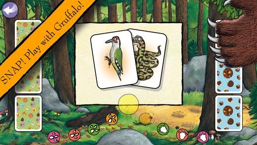 Gruffalo: Games App - 5