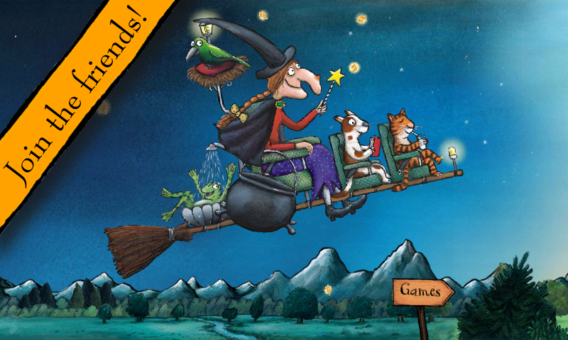Room on the Broom: Games App - 5