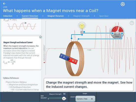 Science Game - Electromagnetism-2