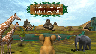 Safari Tales App - 2