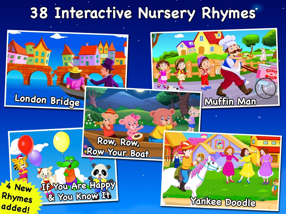 Nursery Rhymes For Kids-1