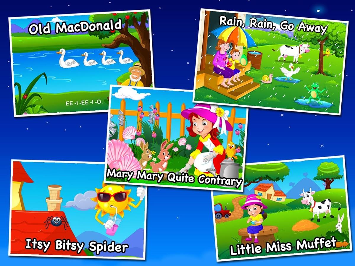 Nursery Rhymes For Kids-8