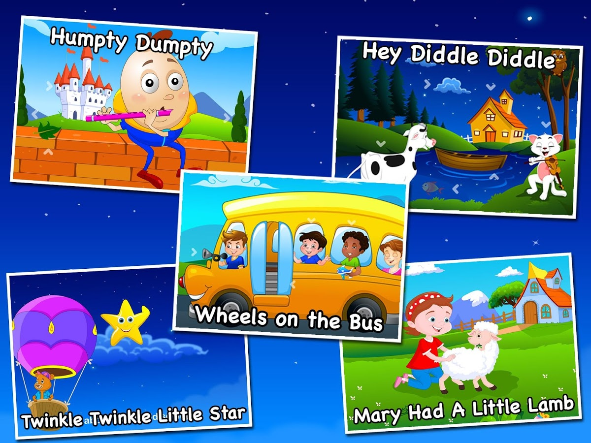 Nursery Rhymes For Kids-9