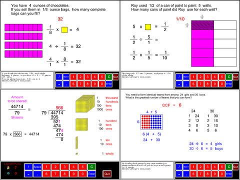 6th Grade Math Common Core-1